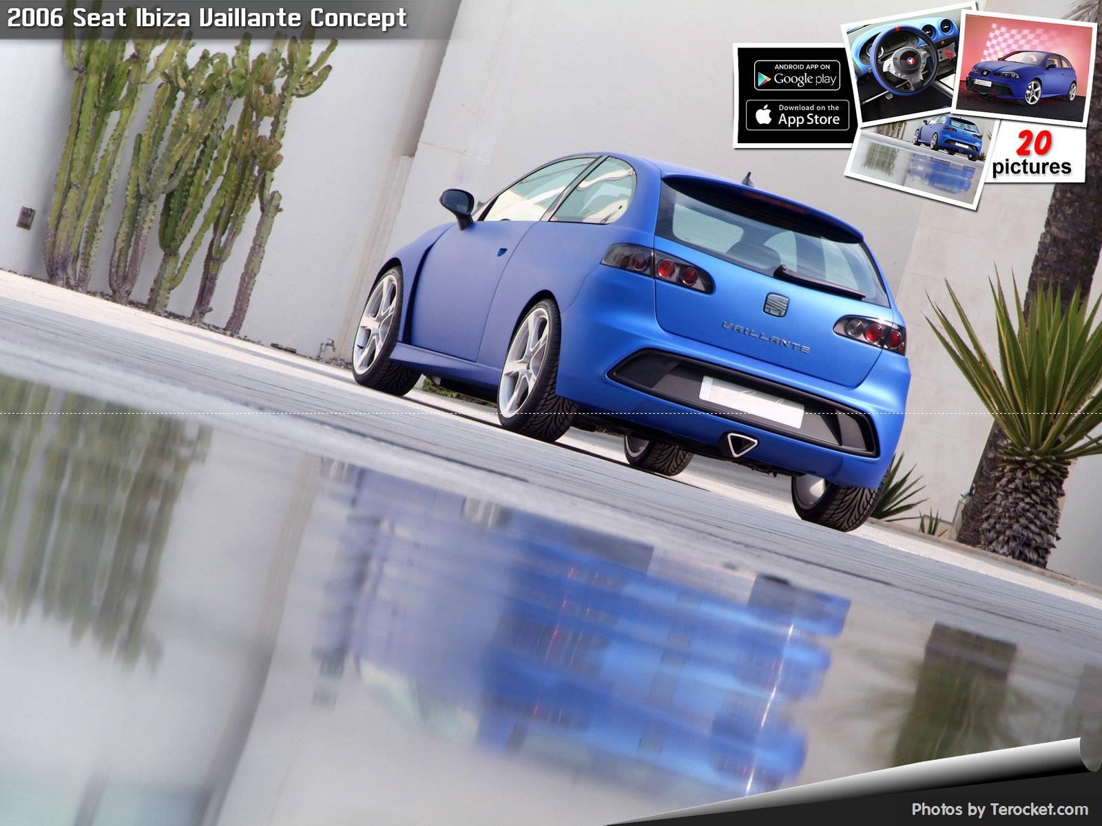 Hình ảnh xe ô tô Seat Ibiza Vaillante Concept 2006 & nội ngoại thất