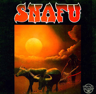 Snafu - Snafu album cover