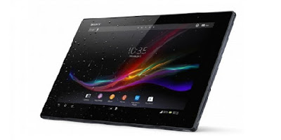 Daftar Harga Tablet Sony Terbaru 2015