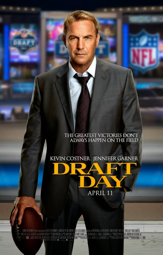 La película Draft Day