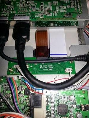 Sega Dreamcast SFL-20001P Control Unit Motherboard