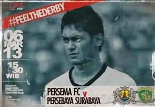 Persema vs Persebaya | 6 Maret 2013 [image by @FCPERSEMA]