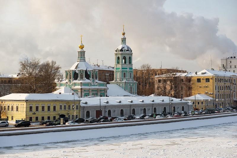Церковь Николая Чудотворца в