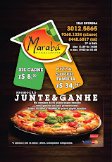 marabu pizzas e lanches