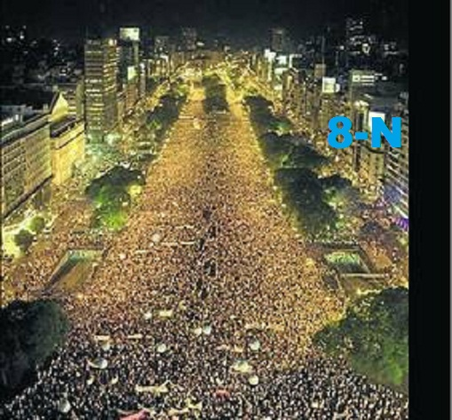 1.000.000 de Personas...., el día mas de mas emoción de Red Amparo