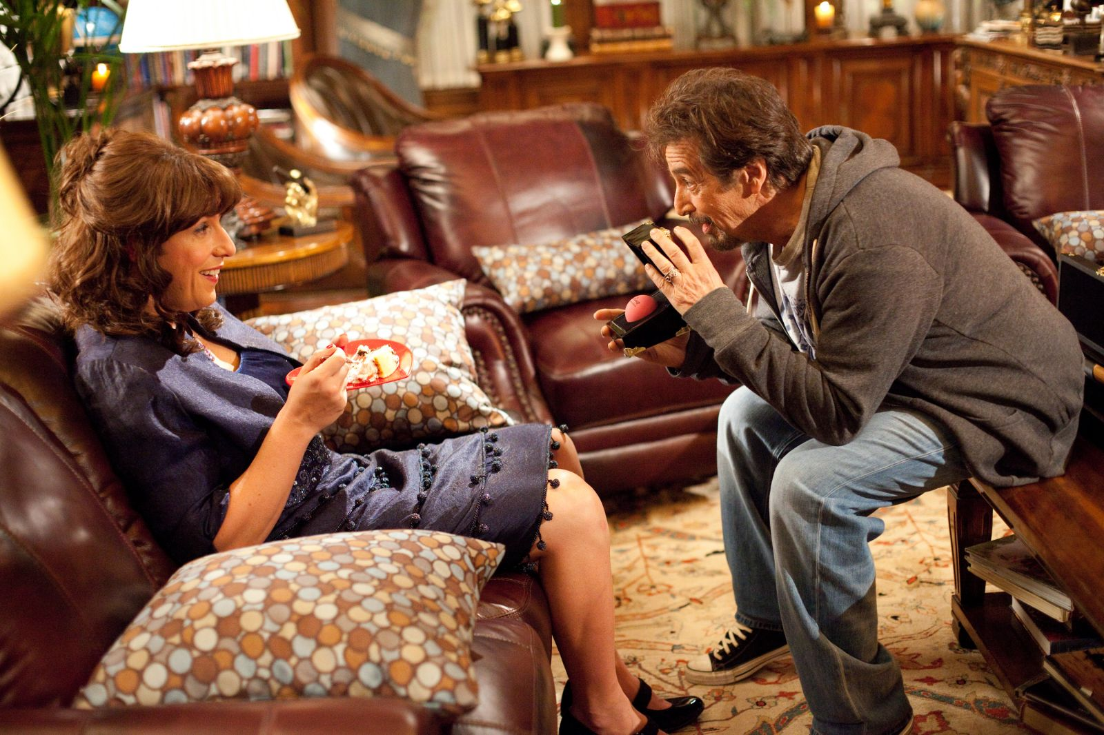 Al Pacino Pokes Fun At Himself In Jack And Jill Movie