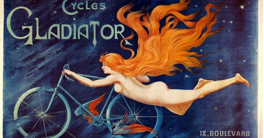 Learning From Historical Bicycle Posters