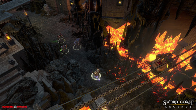 Sword Coast Legends Full Tek Link İndir + Torrent