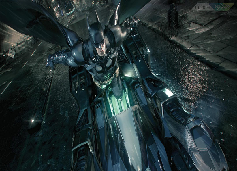 Batman arkham city launcher.ini