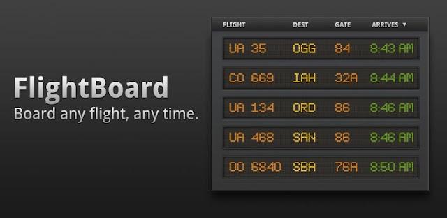 FlightBoard v1.3.1