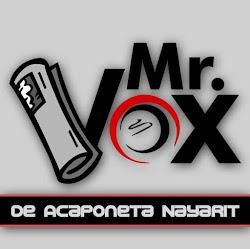 MrVOX de Acaponeta