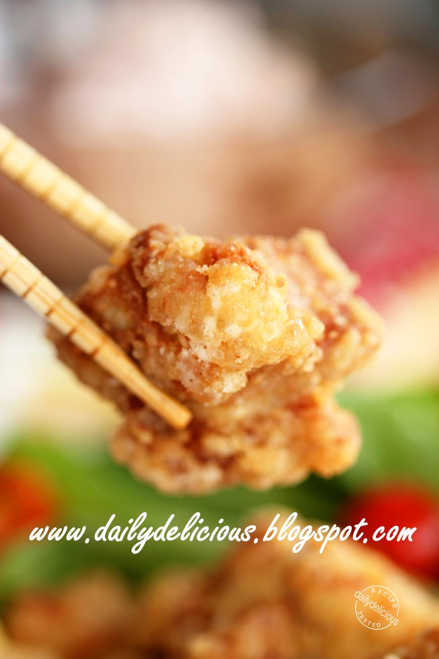 Thai Chicken Karaage Recipe — Dishmaps