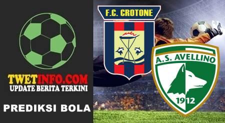 Prediksi Crotone vs Avellino