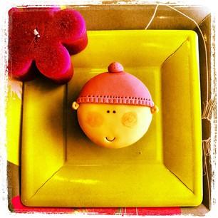 cupcake bebé Zelebra