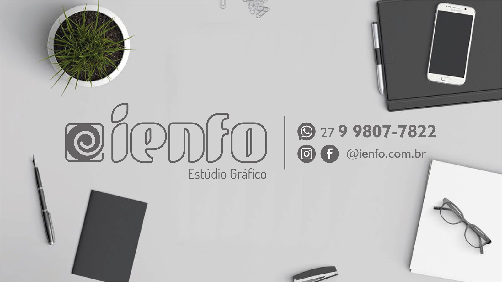 ienfo.com.br | ienfo.com (Designer Gráfico de Vila Velha, Agência de Publicidade e Propaganda)