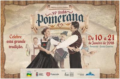 Festa Pomerana 2018