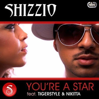 Shizzio feat. Tigerstyle - You're A Star  Front