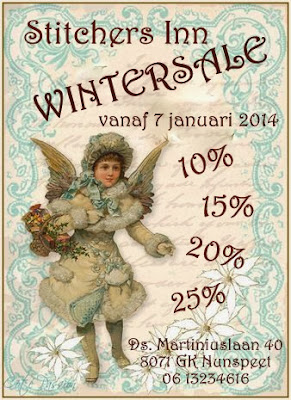 Stitchers Inn  -  Wintersale 2014
