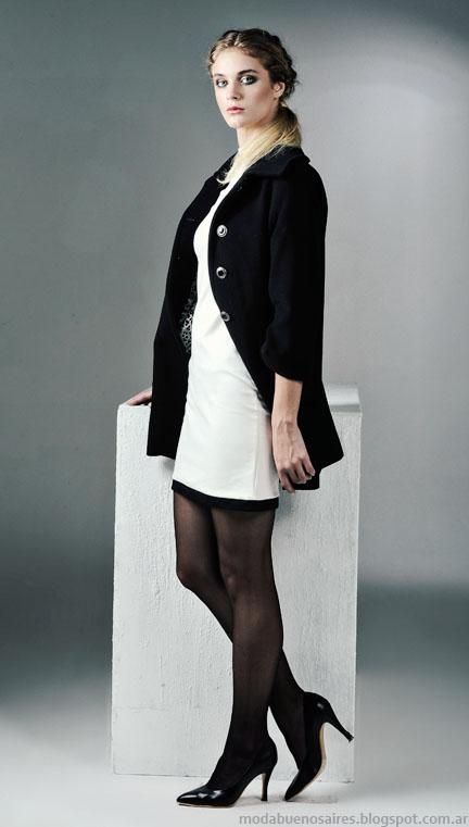 Tapados de moda invierno 2015 Mancini. Ropa de mujer.