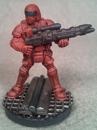 Traveller Imperial Marine