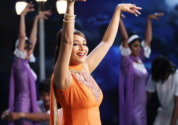jdj2 4 - Madhuri Promo Pictures from Jhalak Dikhla Ja 5