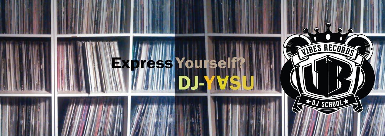 東京のDJスクール・教室/初心者からDJ YASUがレッスン!
