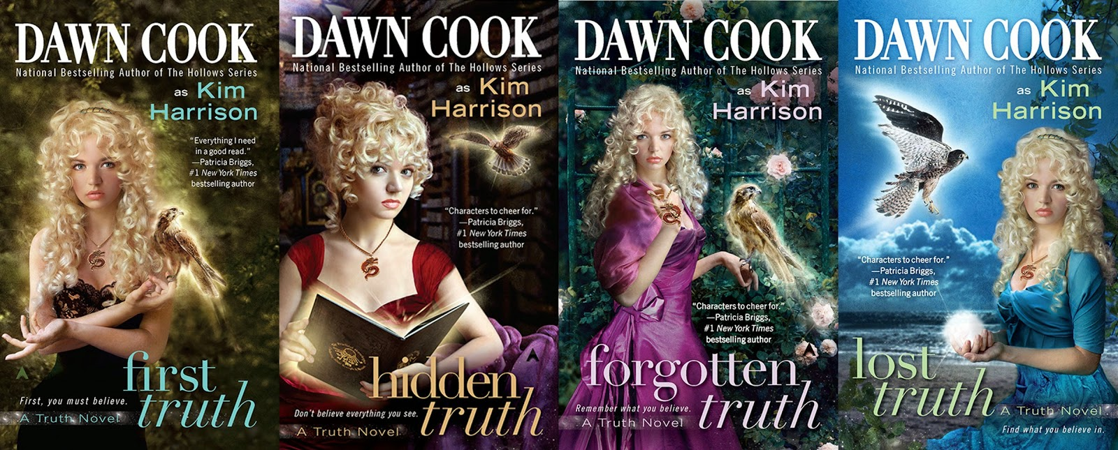 Truth Series by Dawn Cook (Series Summary)