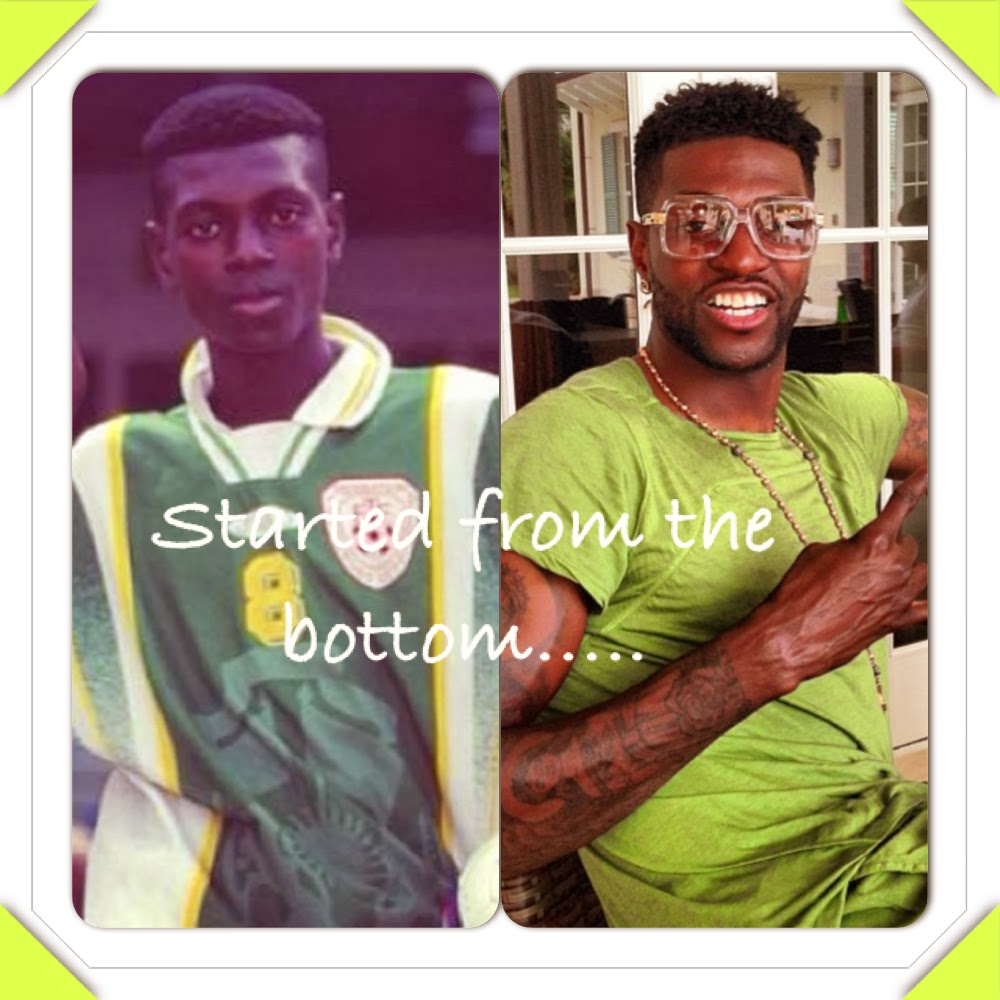 emmanuel adebayor brother