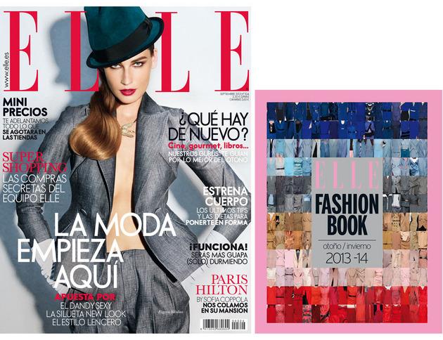 Revista Elle septiembre 2013