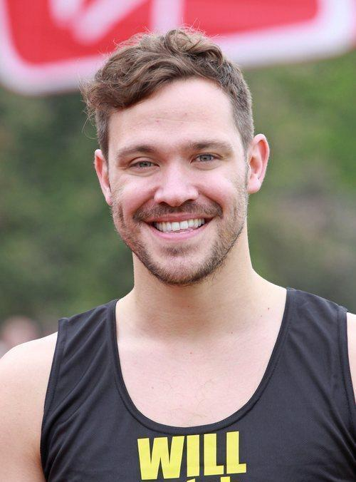 will young. will young london marathon.