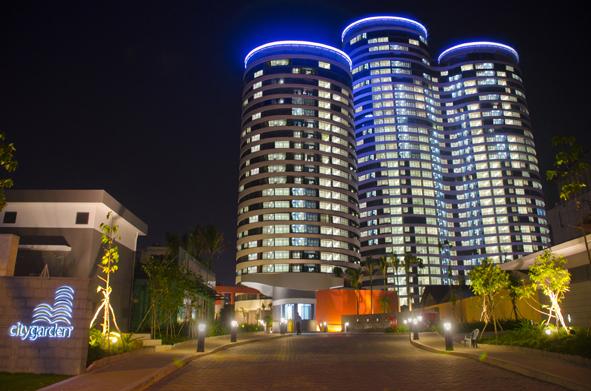 Mua căn hộ City Garden quận Bình Thạnh