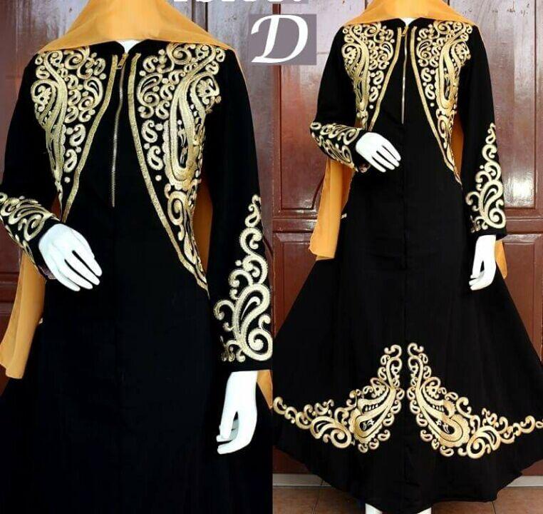 Pusat Grosir Abaya Jual Baju Arab