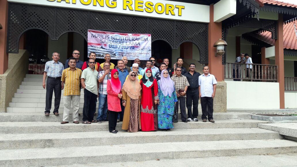 Reunion Pesara UKB (JKPTG) Perak 13/8