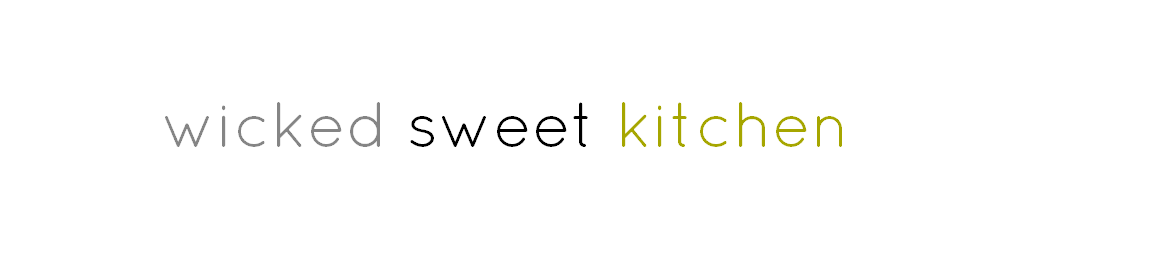 Wicked sweet kitchen