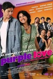 Film Indonesia Terbaru 2011 Purple Love