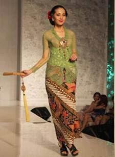 Model Baju Kebaya Jadul Terbaru, Desain Jawa Tempo Dulu