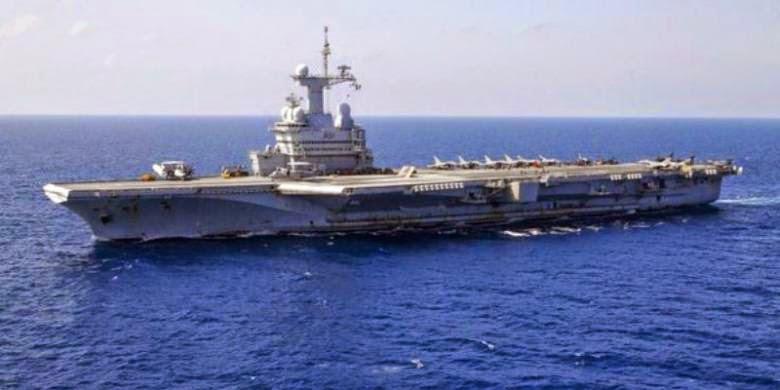 Perancis Kirim Kapal Induk untuk Perangi ISIS