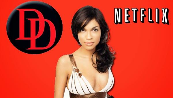 Rosario Dawson Daredevil Netflix