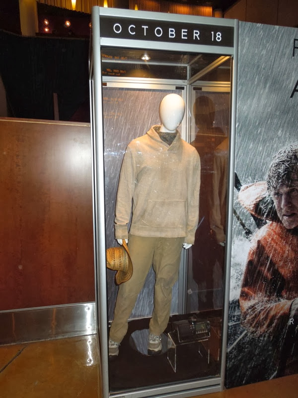 Robert Redford All Is Lost movie costume
