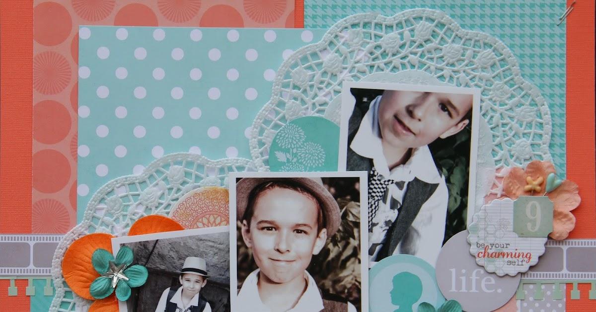 scrap photo deco les petites bonheurs de tous les jours les papiers de pandore de julie. Black Bedroom Furniture Sets. Home Design Ideas