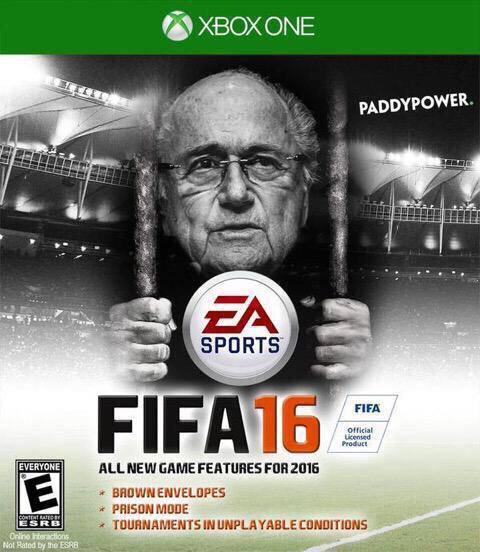 Renúncia de Joseph Blatter e a corrupção no futebol