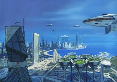 Kehidupan Bumi di Tahun 3000