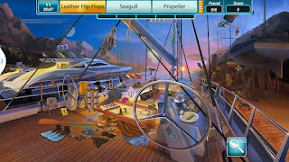 Screenshots of the CSI: Hidden Crimes for Android tablet, phone.