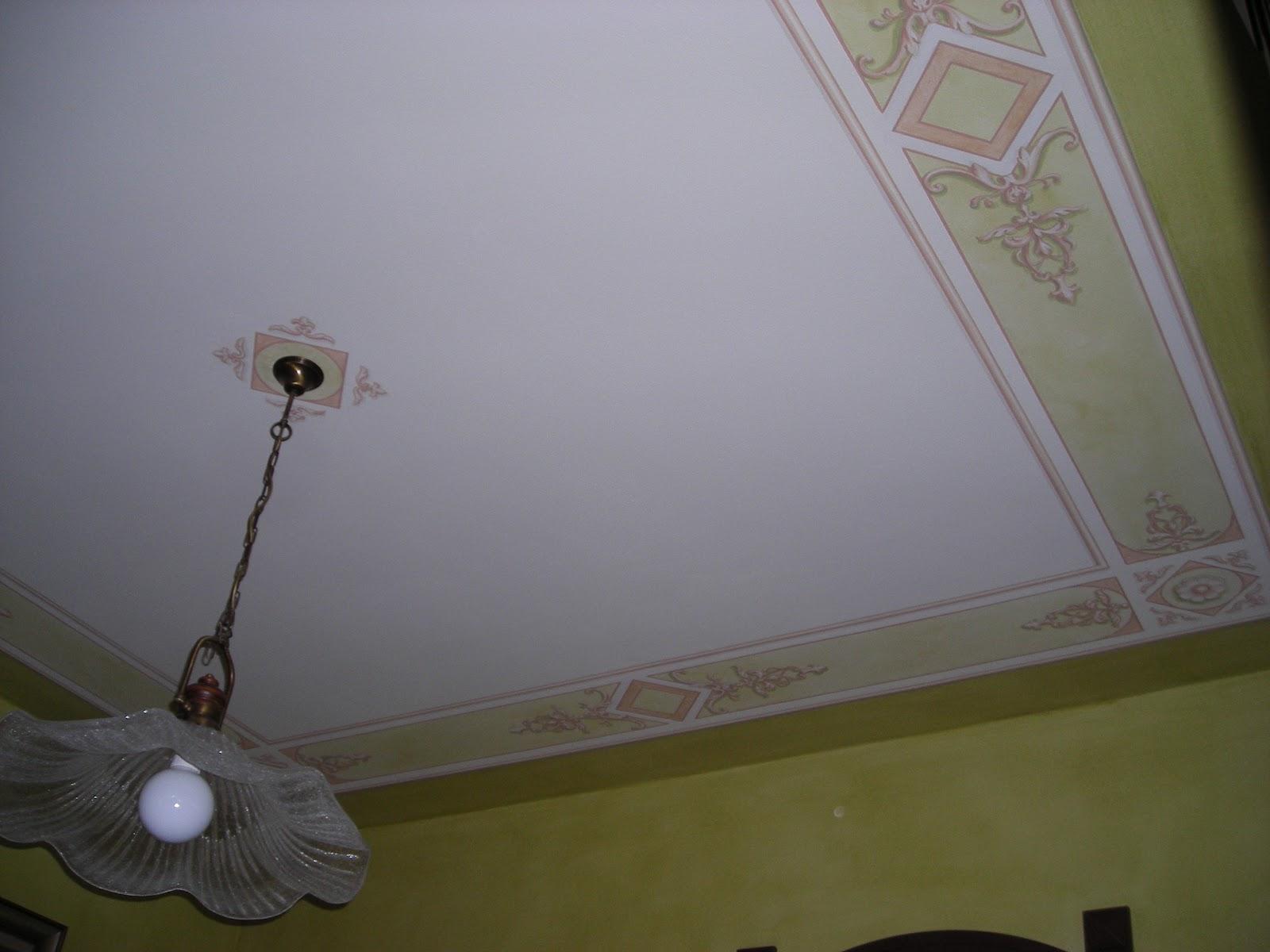 Decorazioni Soffitto Bagno – TrISeB