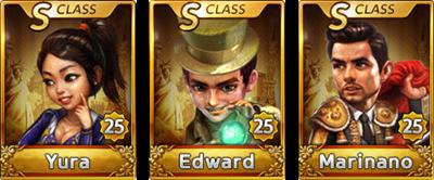 S Class di LINE Let's Get Rich