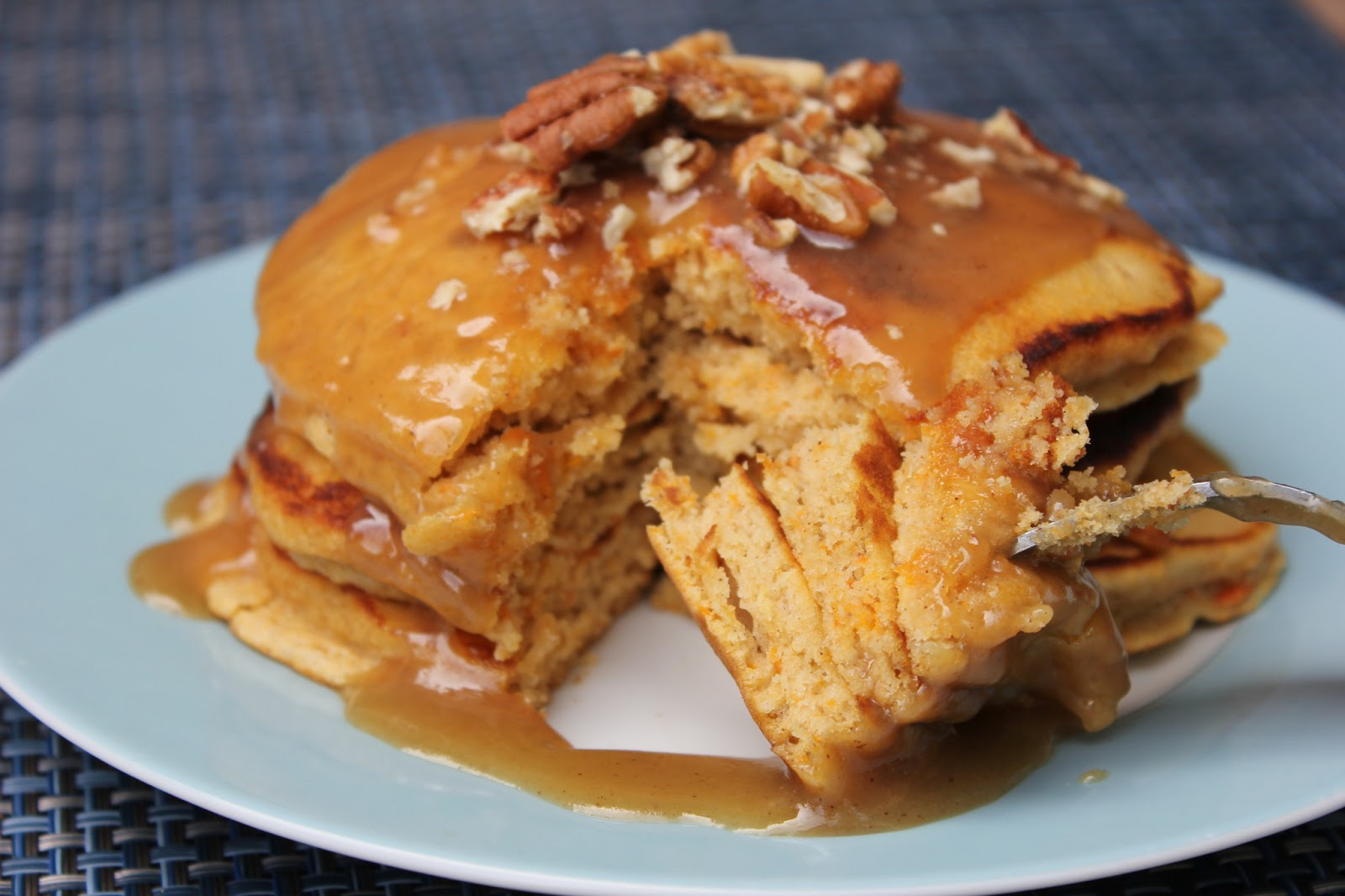 Deals to Meals: Sweet Potato Pancakes with Cinnamon ...