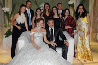 صور زفاف المطربة ايمي وزوجها