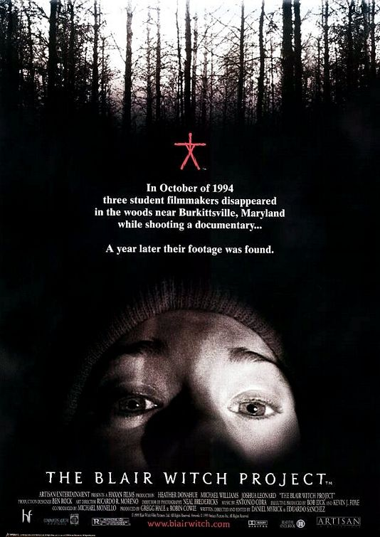 Blair Cadısı 1 - The Blair Witch Project