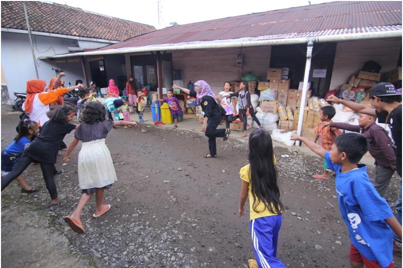 Taman Baca Masyarakat untuk Banjarnegara