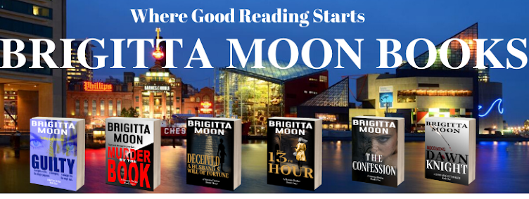 BRIGITTA MOON BOOKS